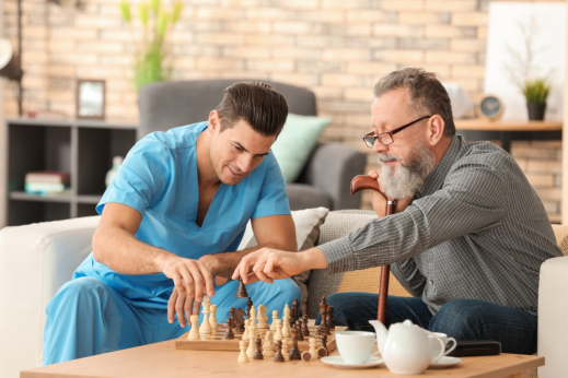 Ways to Help Keep Older Adults Mentally Sharp