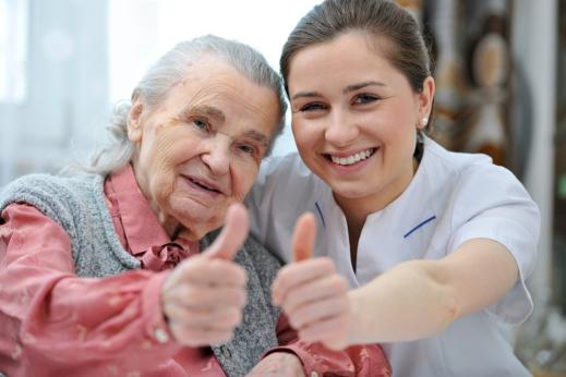 A Caregiver's Secret Weapon