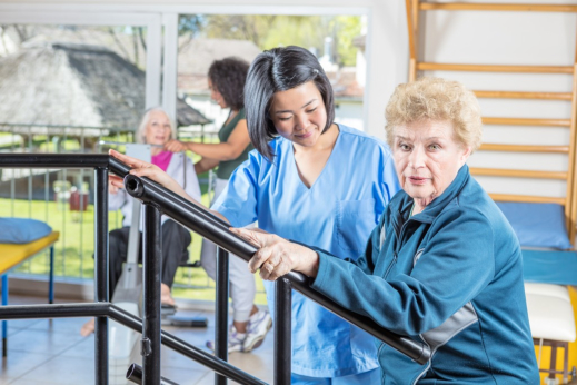 Senior Care: The Role of Physical Therapy